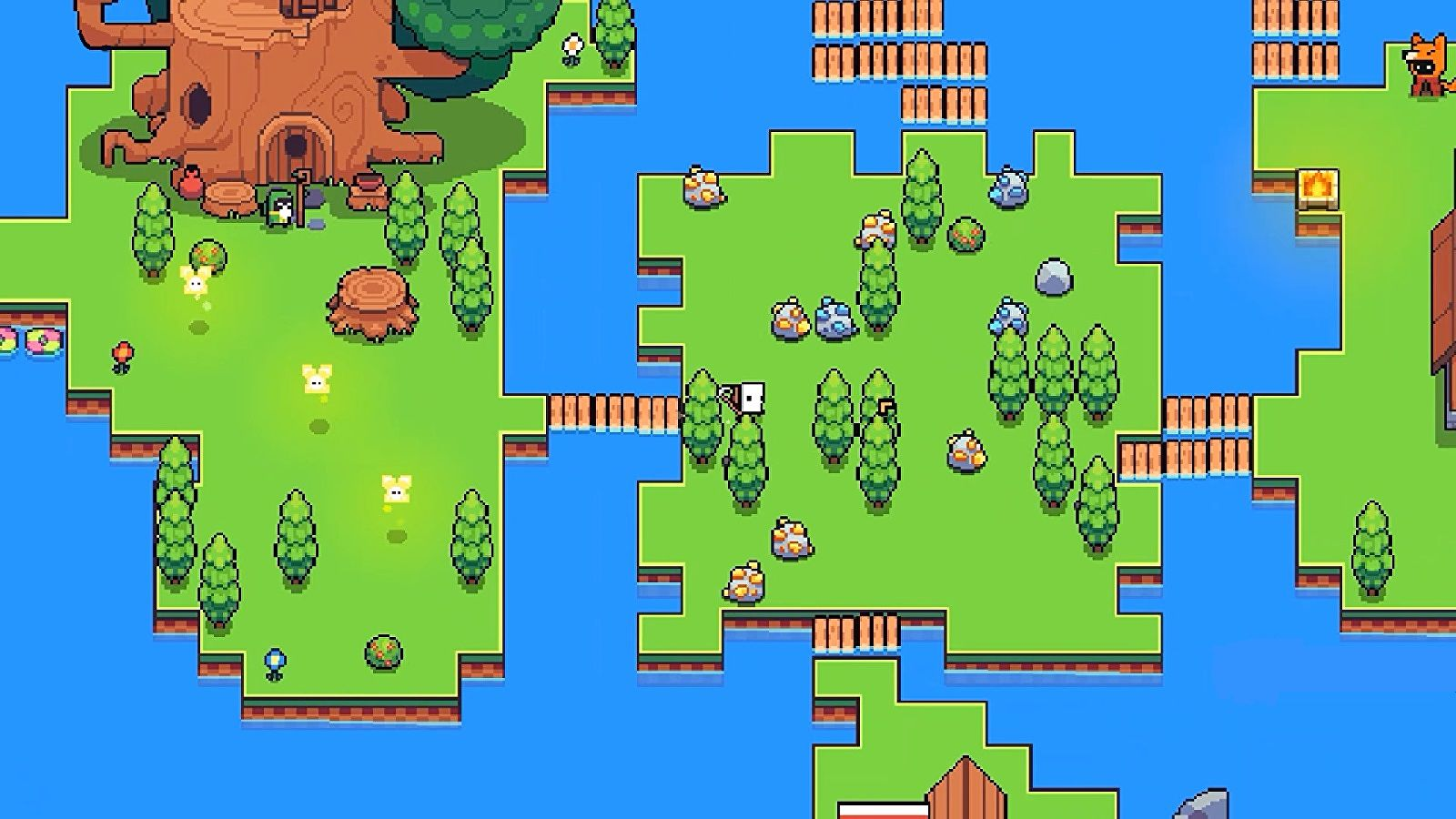 Forager scraps multiplayer because it's too buggy