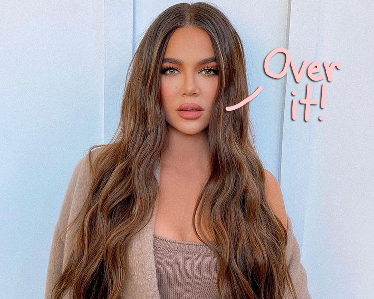 Khloé Kardashian Slams Instagram Critic Who Accused Her Of Being Insecure: 'I'm Sorry That You're Hurting'