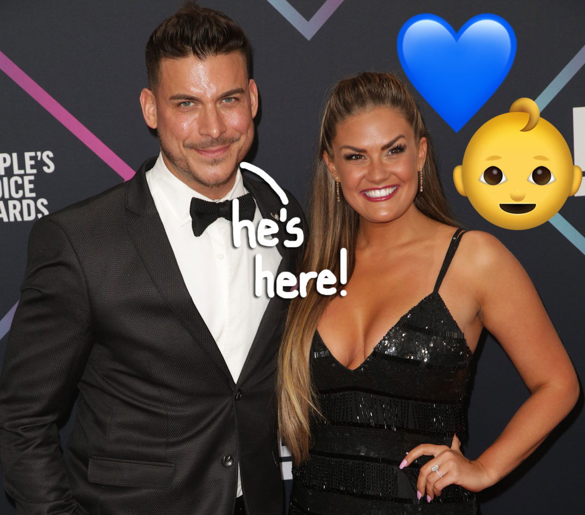 Brittany Cartwright & Jax Taylor Just Welcomed Their Baby Boy — Deets!