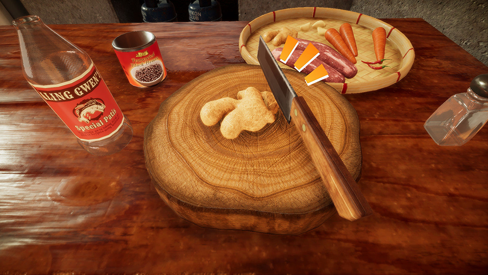 Soup Pot is a cute-looking cooking game about creativity