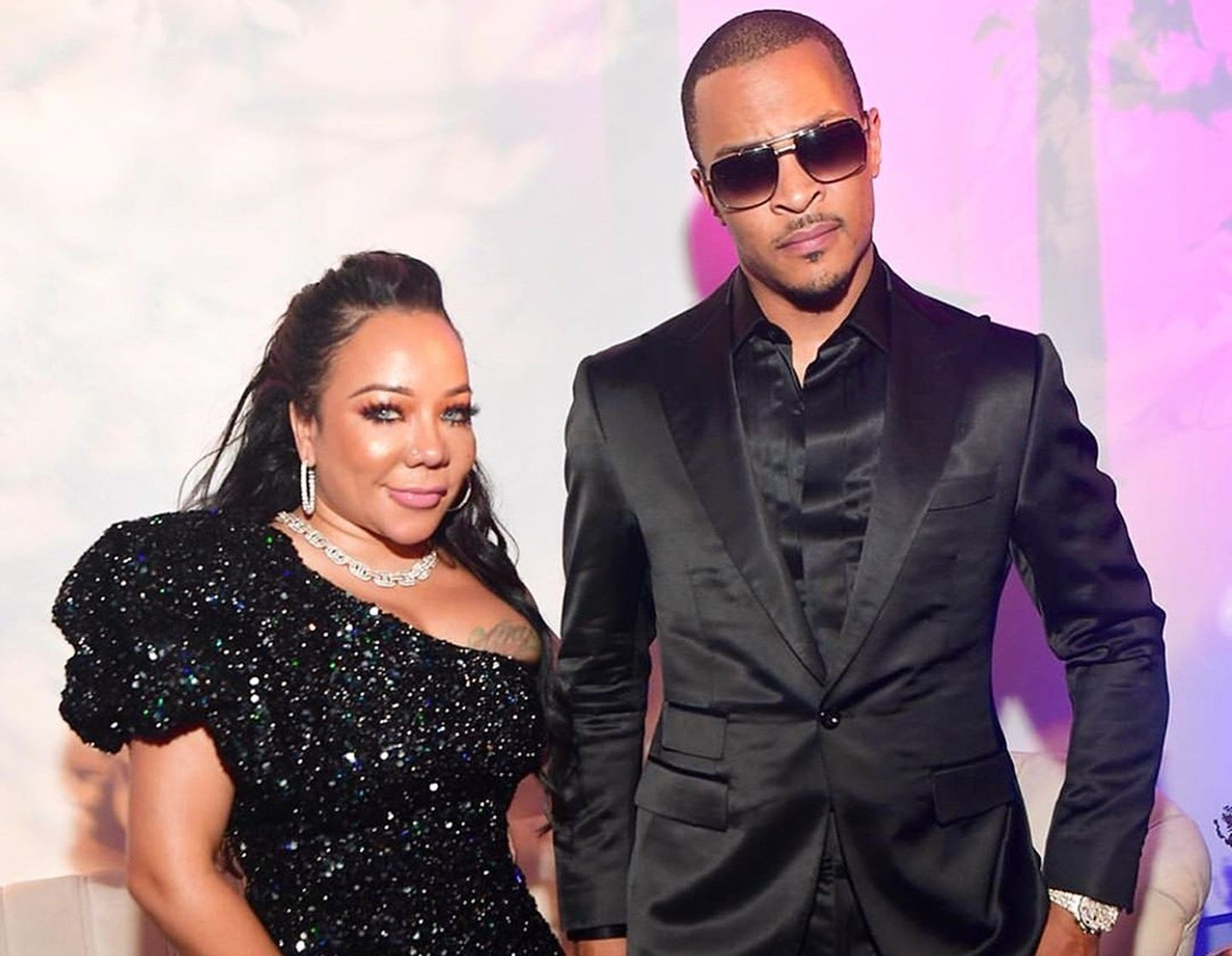 Tiny Harris And T.I. Release A Statement Following Sexual Assault Allegations