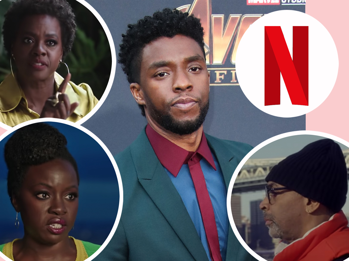 Chadwick Boseman Remembered & Honored In New Netflix Special — Watch
