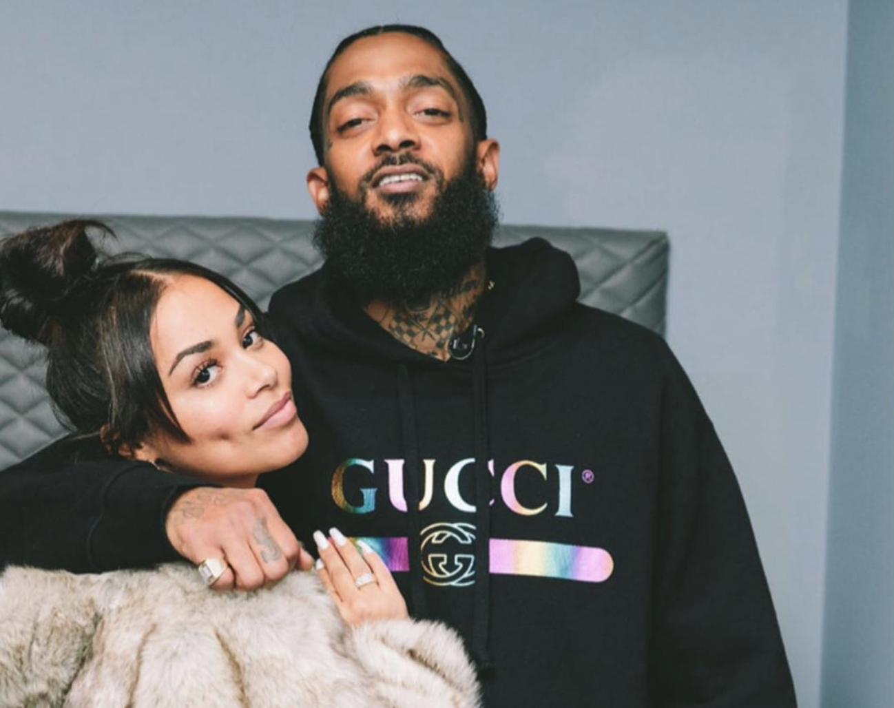 Lauren London Pays Emotional Tribute To Nipsey Hussle On The 2nd Anniversary Of His Passing
