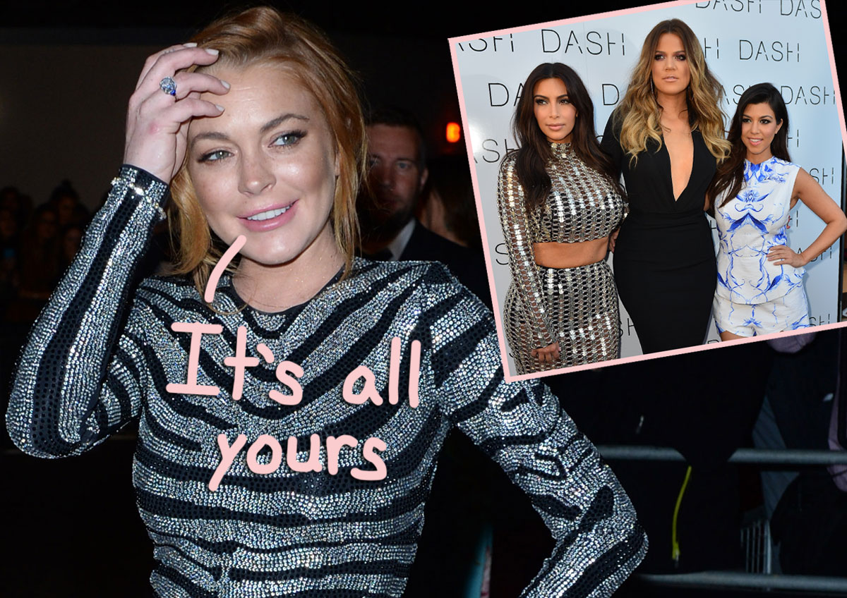 'No One Wanted It': How Lindsay Lohan Inadvertently Helped KUWTK Get On The Air