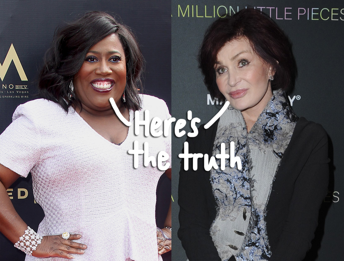 Sheryl Underwood Accuses Sharon Osbourne Of LYING About Post-Fight Apology — But Sharon Leaks Receipts!