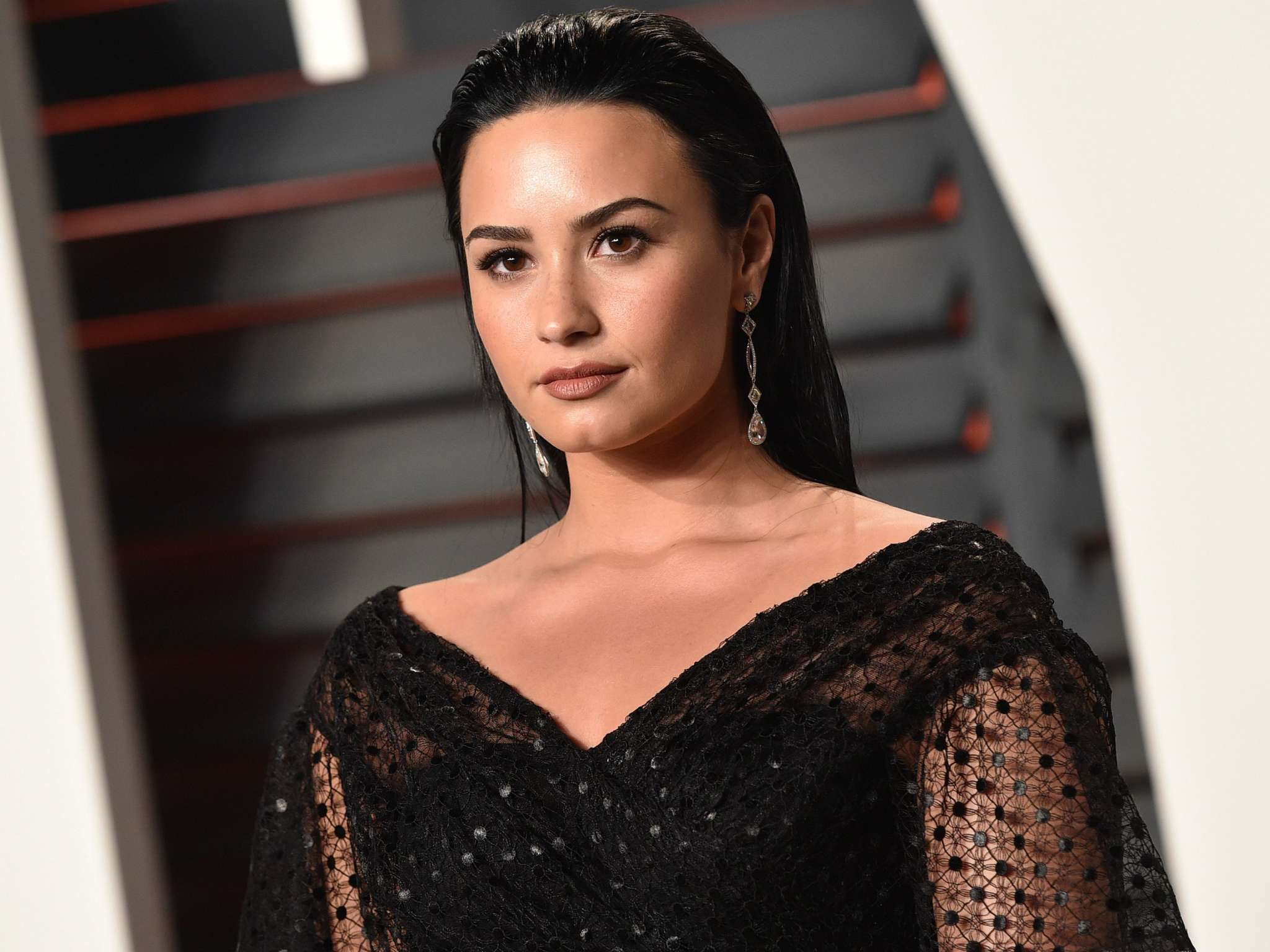 Demi Lovato Breaks Down Over Her Split From Max Ehrich In Her Documentary – Watch!