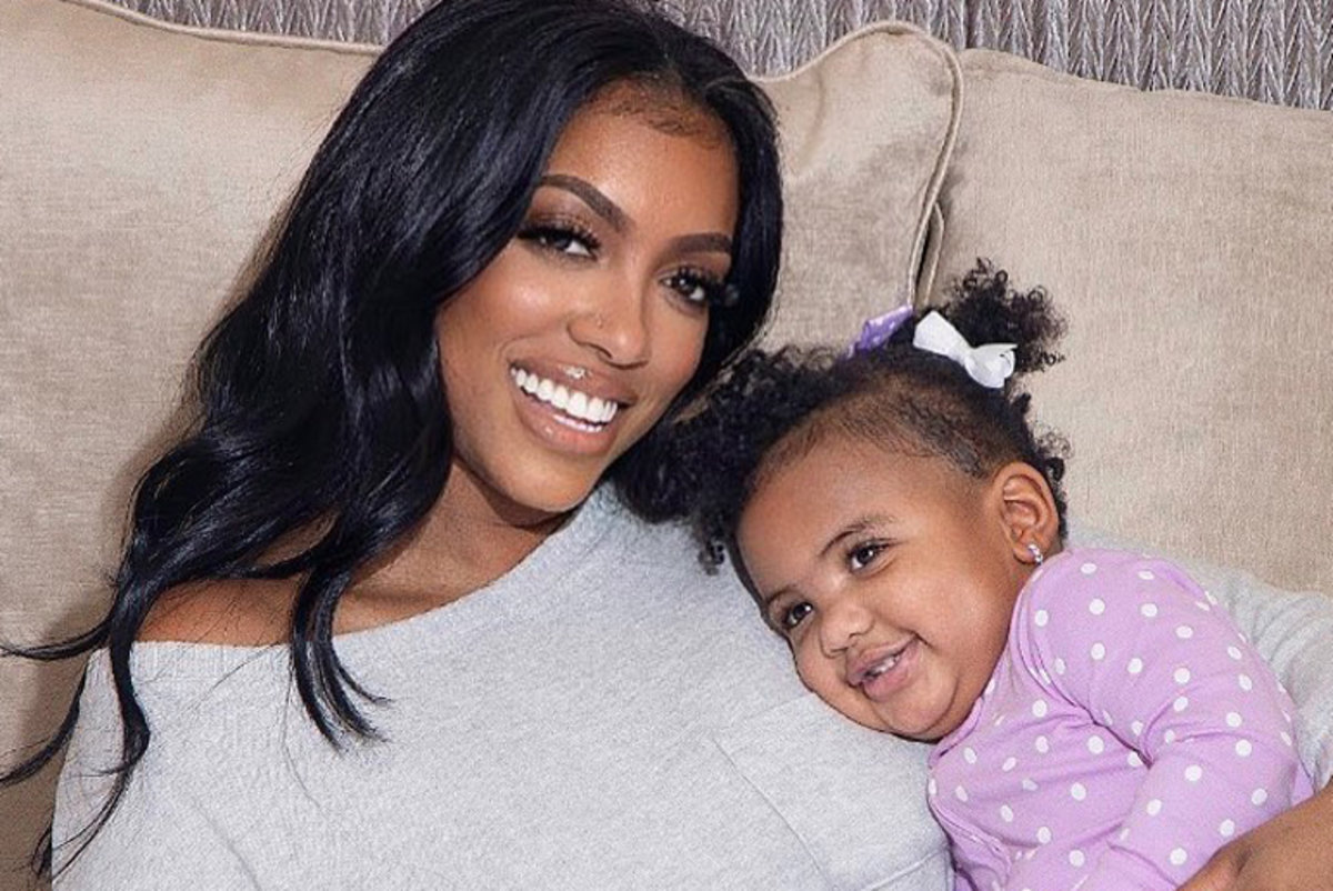 Porsha Williams Addresses An Allegedly Deleted RHOA Scene