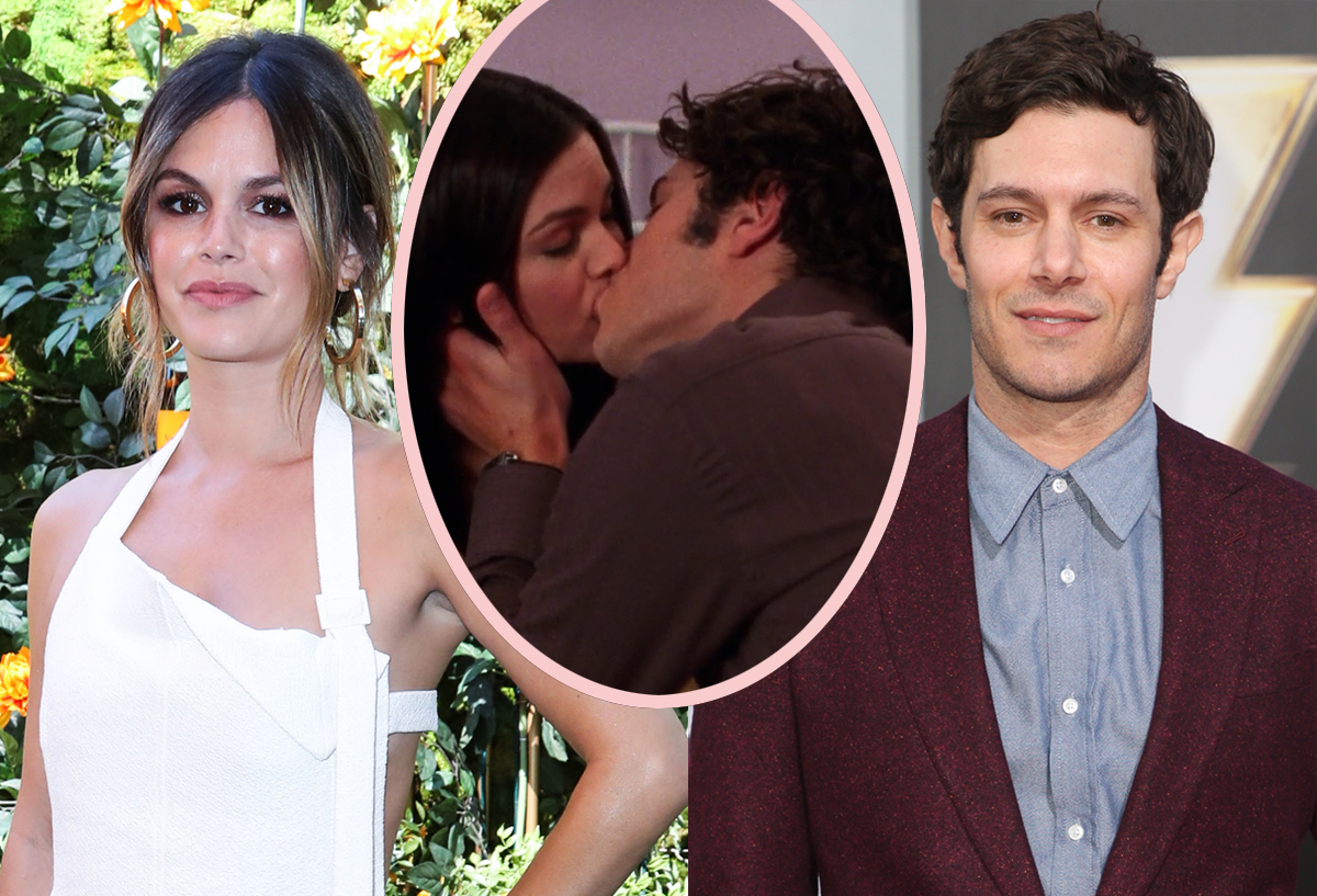 Why Rachel Bilson Is 'Grateful' For Her Real-Life The O.C. Romance With Adam Brody!