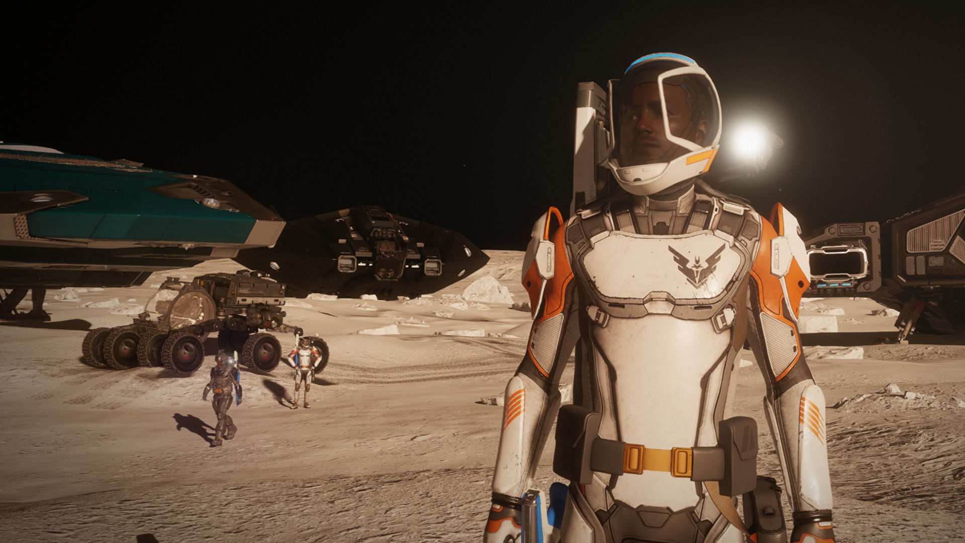 Elite Dangerous: Odyssey will let you stretch your legs on May 19th