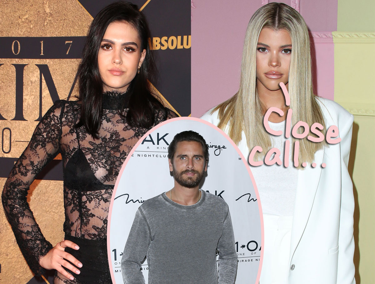 Sofia Richie Ducks Out Of Pilates Class Early To Avoid 'Very Awkward' Run-In With Scott Disick's GF Amelia Hamlin!
