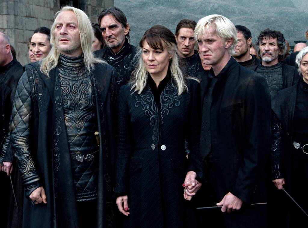 Tom Felton And Jason Isaacs Pay Tribute To Harry Potter Co-Star Helen McCrory Following Her Passing