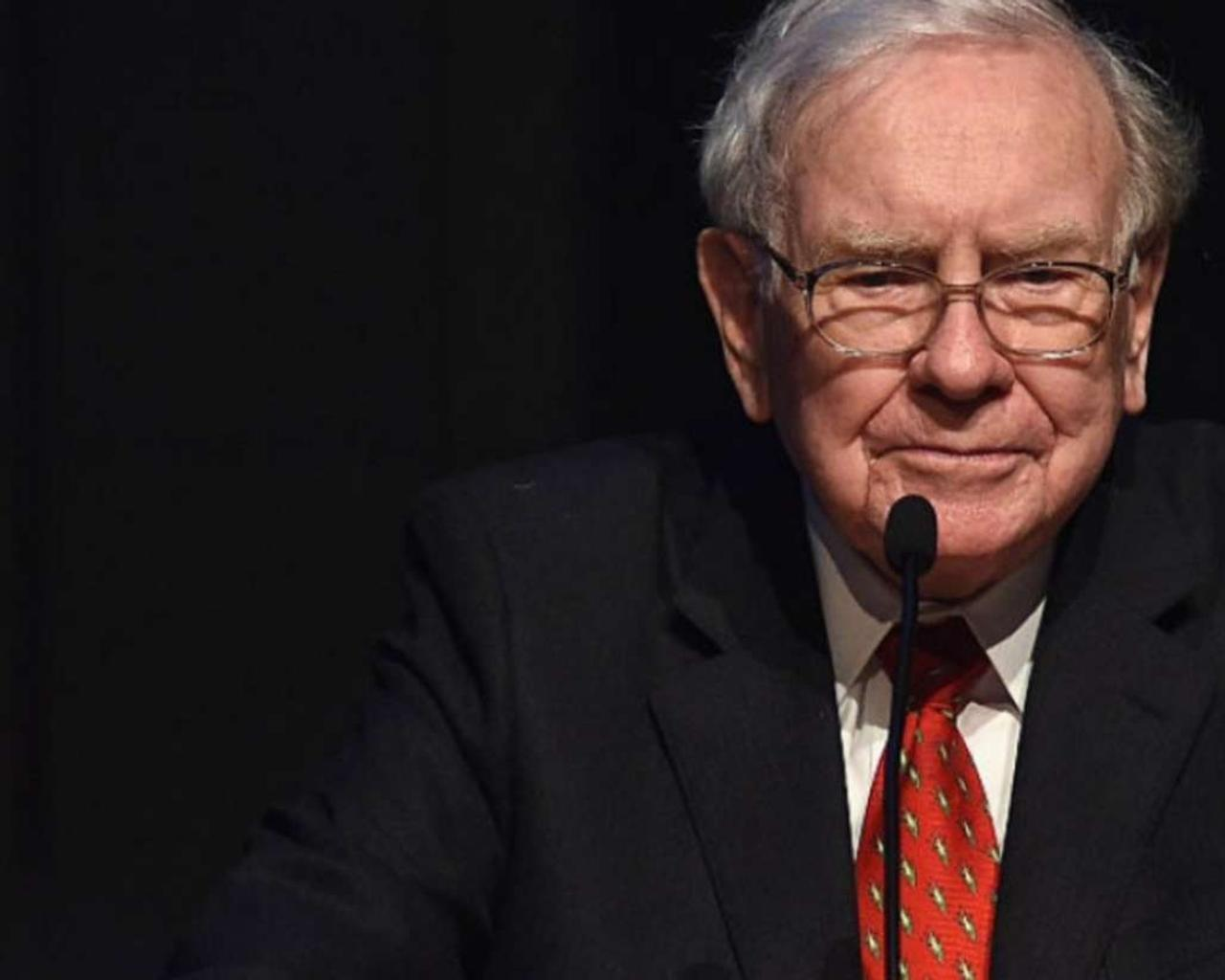 Warren Buffett described 37 years ago a brutal fact that most people never learn.