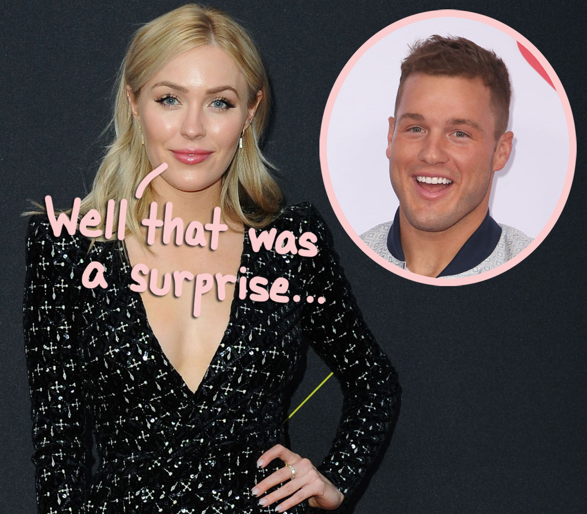 Cassie Randolph Had NO IDEA Ex-BF Colton Underwood Was Coming Out As Gay On GMA...