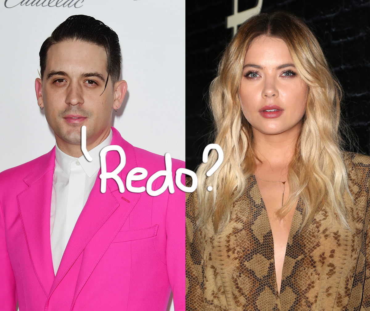 Ashley Benson & G-Eazy Are Talking Again After Split — But She 'Doesn't Fully Trust Him'!