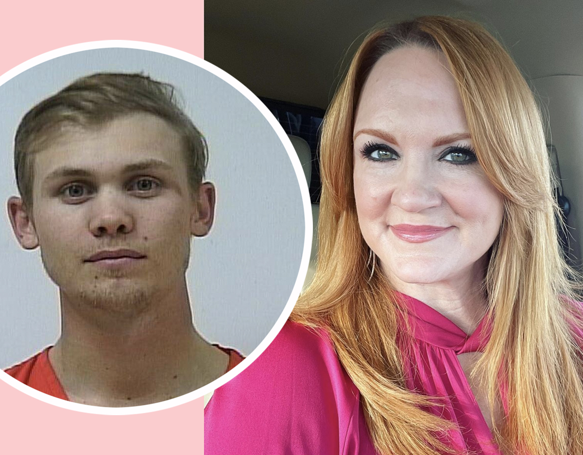 Ree Drummond's Nephew Caleb Arrested For DUI One Month After Ranch Collision!