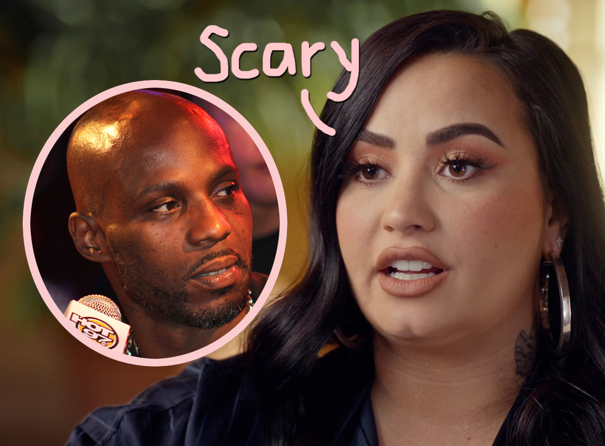 Demi Lovato Says DMX's OD Scared Her, Reveals She Suffers From Survivor's Guilt