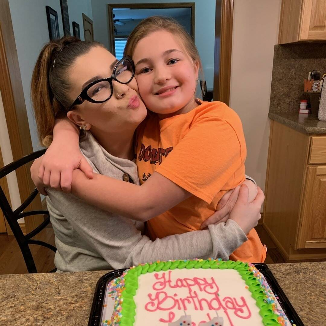 Amber Portwood Says She'll 'Make Things Right' With Daughter Leah